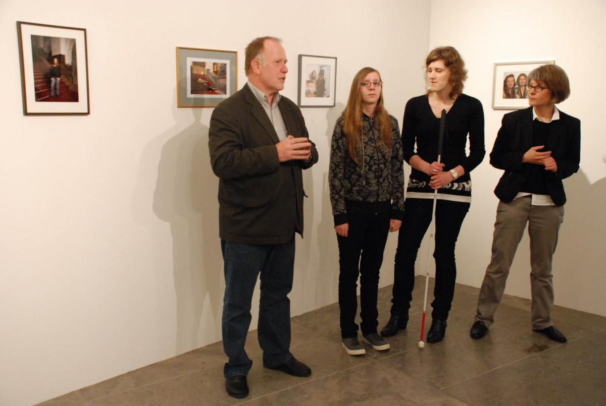 Fotoausstellung in der Kunsthalle Düsseldorf