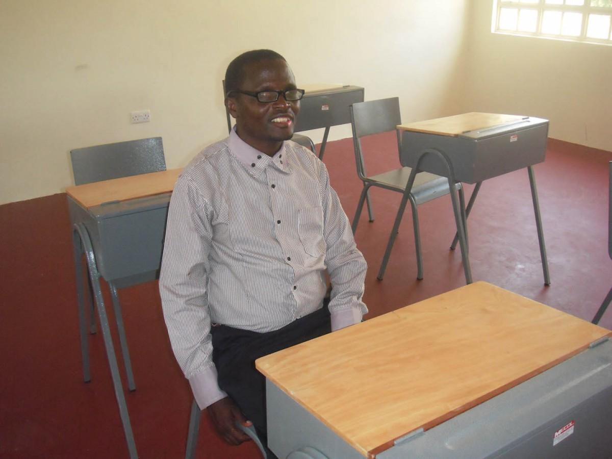 Joseph aus Kenia: Vorbild für viele Straßenkinder