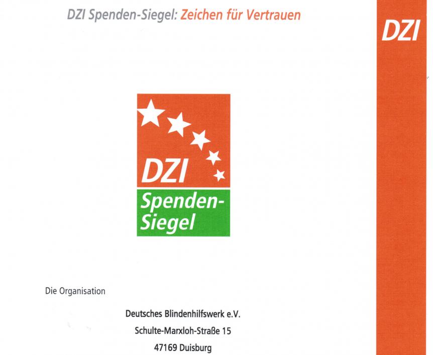 DZI Siegel