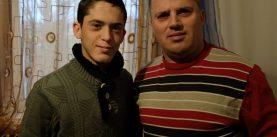 Nach einer Hornhautspende wieder sehen: Das DBHW hilft albanischem Familienvater