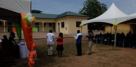 Wohnheim in Ghana eröffnet